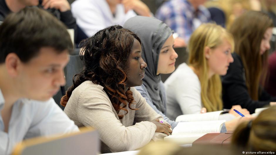 Studenten in Deutschland