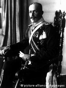 Princi Vilhelm zu Vid, 1914