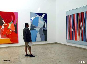 Exhibtion in Venice