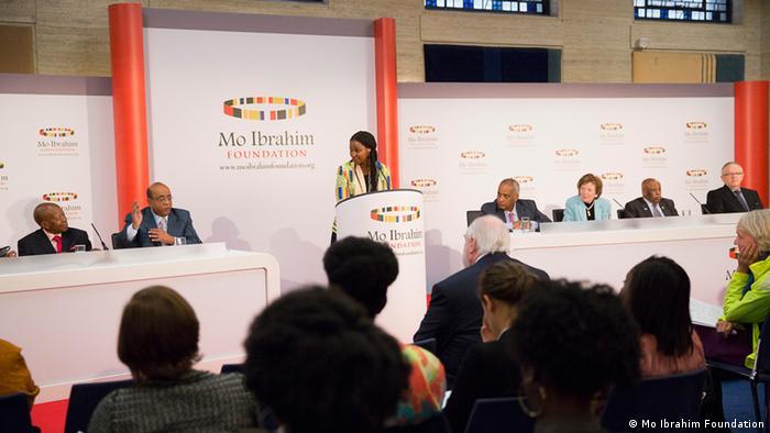 Foto ilustrativa da Fundação Mo Ibrahim
