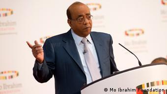 Pressekonferenz der Mo Ibrahim Stiftung am 14. Oktober 2013