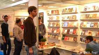 Stenda e Shqipërisë në panairin e librit në Frankfurt