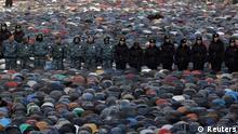Opferfest in Russland 15.10.2013