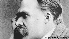 Philosoph Friedrich Nietzsche