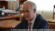 Detlev Wolter, Generalkonsul Deutschlands in Donezk (Ukraine)