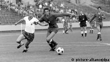 Joachim Streich DDR Stürmer 1972