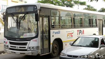 TPM-Bus in Maputo