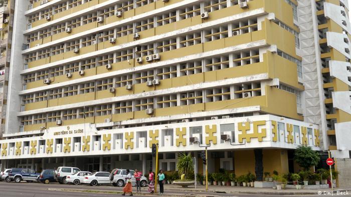 Gesundheitsministerium Mosambiks
