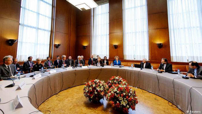 Negociações sobre programa nuclear iraniano ganham impulso