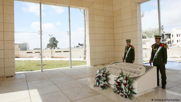 Ramallah - Yassir Arafat Mausoleum