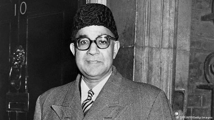 Liaquat Ali Khan (OFF/AFP/Getty Images)