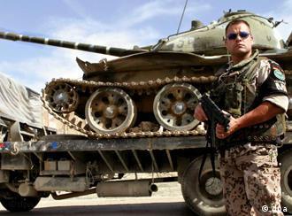Life is getting more dangerous for Bundeswehr troops in northern Afghanistan