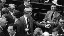 Deutschland Vertrauensfrage 1982 - Helmut Schmidt