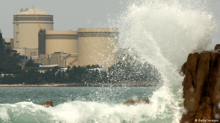 A general view of Mihama nuclear power station No 1 reactor (R), No 2 reactor (C) and No 3 reactor (L) which is run by Kansai Electric Power Co, on March 8, 2012 in Mihama, Japan. Only two of Japan's 54 nuclear reactors are online nearly 12 months after last year's March 11 earthquake and tsunami.