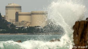 Mihama nuclear power station (Photo: Buddhika Weerasinghe/Getty Images)