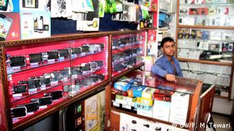 Prodavaonica mobitela u Indiji