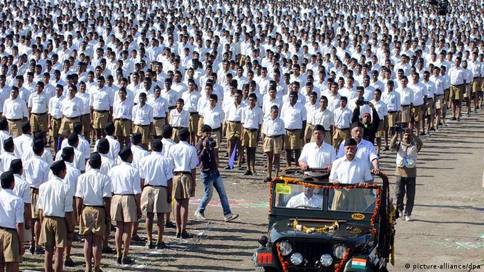 Indien Organisation Rashtriya Swayamsevak Sangh