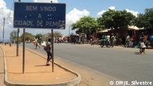 Mosambik Kommunalwahlen Stadt Pemba