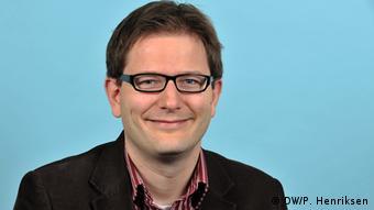 Deutsche Welle Thomas Latschan