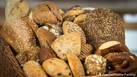 Brötchen vom Biobäcker
