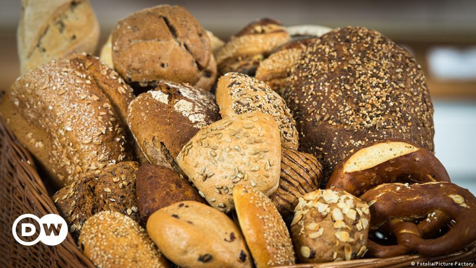 أشهى أصناف الخبز الألماني جميع المحتويات Dw 26 11 2013