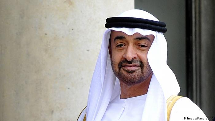 Muhammad bin Zayid Al Nahyan Vereinigte Arabische Emirate (imago/PanoramiC)