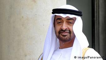 Šeik Muhamed bin Zayed al Nahyan