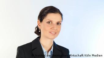 Galina Kolev, Außenwirtschaftsreferentin, Institut der deutschen Wirtschaft Köln. Copyright: Institut der deutschen Wirtschaft Köln Medien GmbH