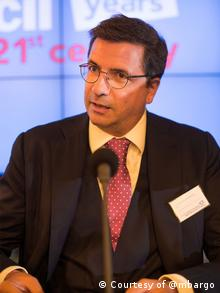Carlo D'Asaro Biondo, Google vice president for Southern and Eastern Europe (Photo: Courtesy of @mbargo)