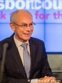 Herman Van Rompuy, President of the European Council. (Photo: Courtesy of @mbargo)