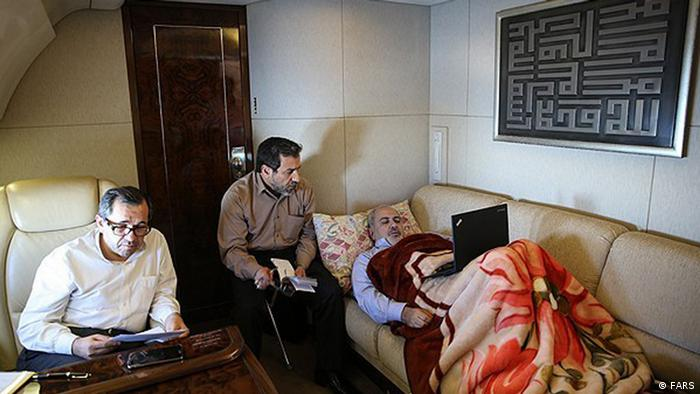 Iran KW42 Mohammad Javad Zarif