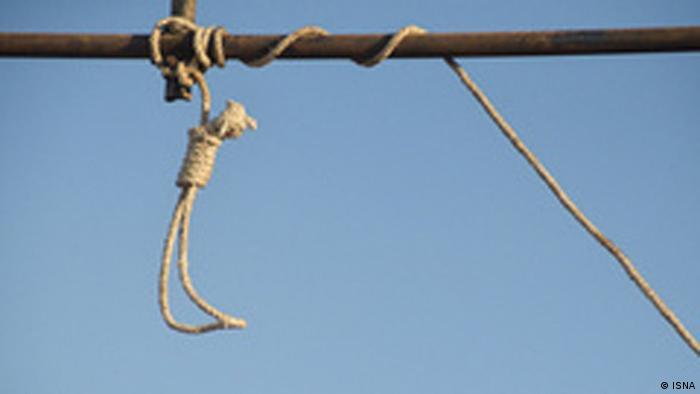 Iran KW42 Hinrichtung