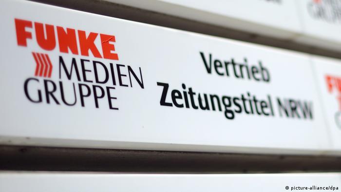 Funke Media Group logo