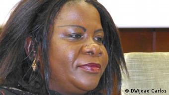 Luisa Diogo Ex-Ministerpräsidentin Mosambik