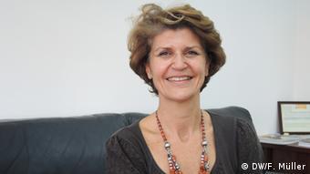 DW/Friederike Müller