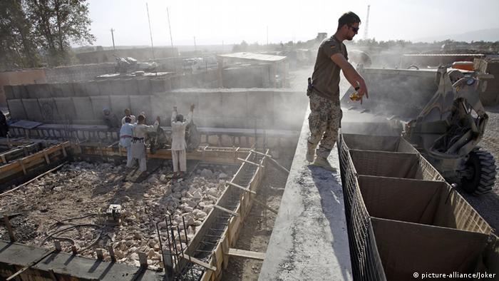 Afghanistan Ortskräfte der Bundeswehr
