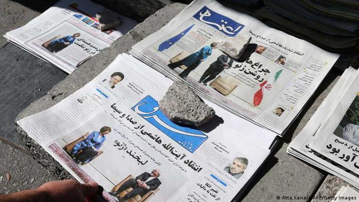 Symbolbild Iran Pressefreiheit