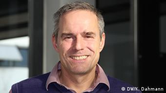 DW reporter Stefan Dege, Copyright: DW/K. Dahmann