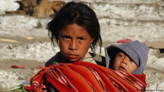 Kinder aus Guatemala
