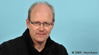 Deutsche Welle Kersten Knipp