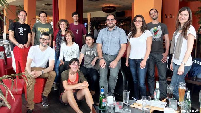 Bremer Beer & Science Treffen der Gesellschaft spanischer WissenschaftlerInnen