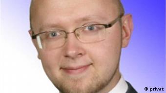 Евгений Антипин - начинающий юрист