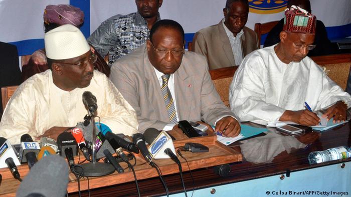 Guinea Wahlen Oppositionsführer 04.10.2013