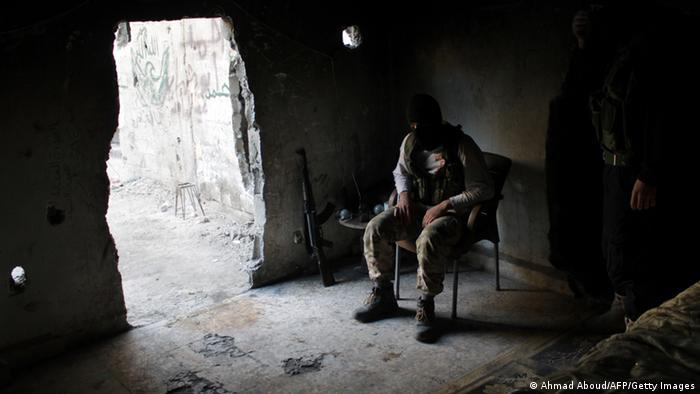 Krieg in Syrien 17.10.2013