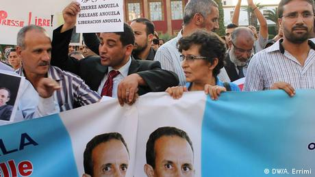 Pressefreiheit in Marokko