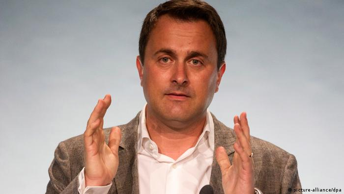 Der Chef der luxemburgischen Liberalen, Xavier Bettel (Foto: picture-alliance/dpa)
