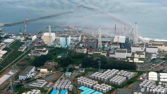 Fukushima Tepco Japan