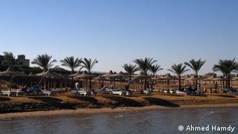Hurghada Ägypten Strand