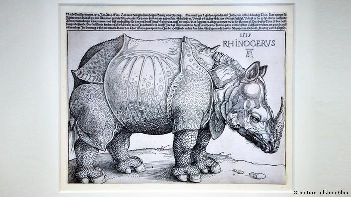 Носорог Альбрехта Дюрера