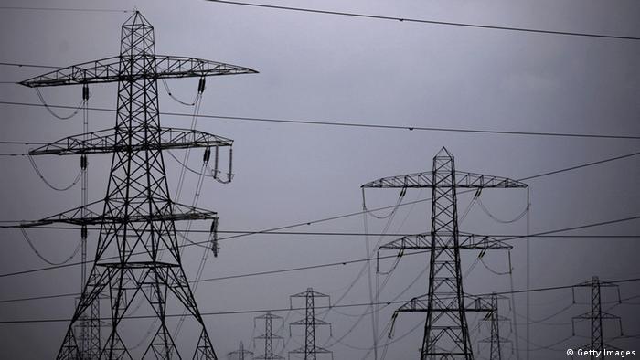 Hinkley Point Atomkraftwerk in England